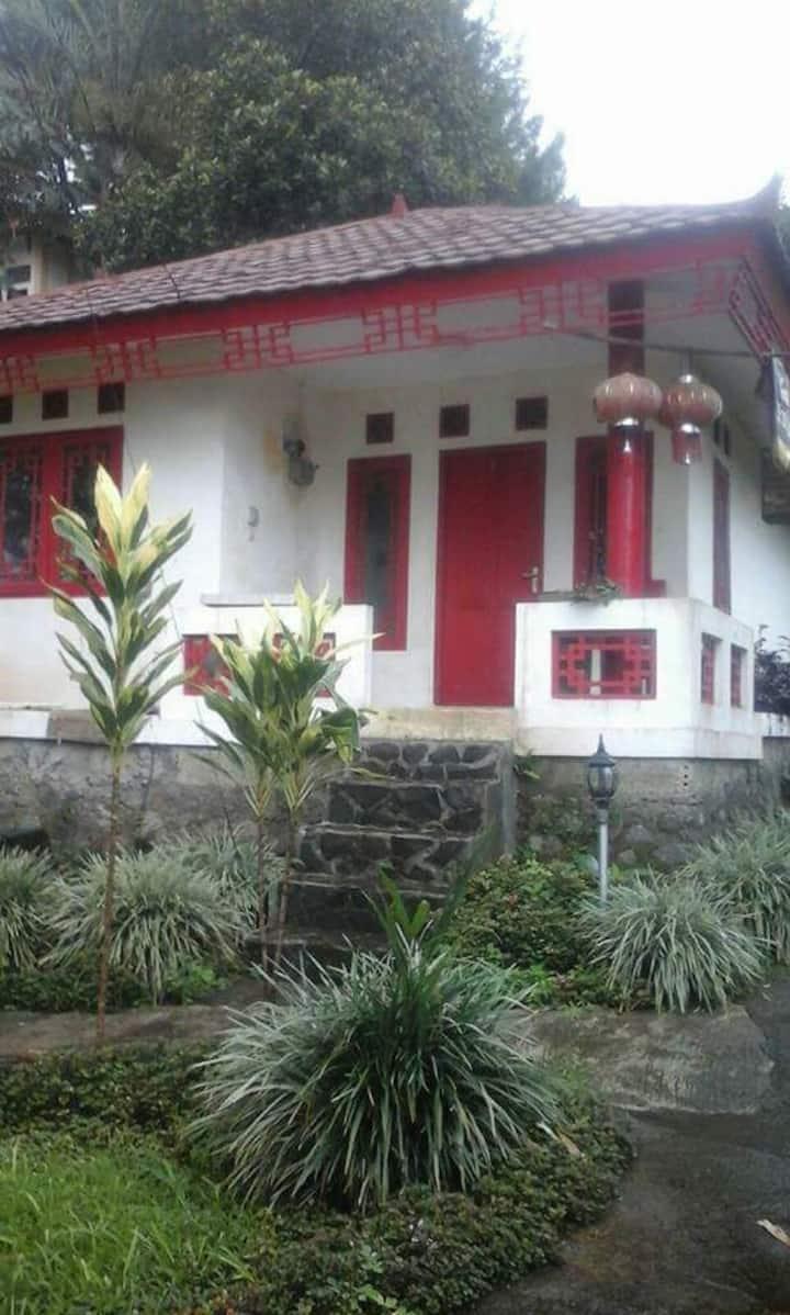 Villa private 1 kamar