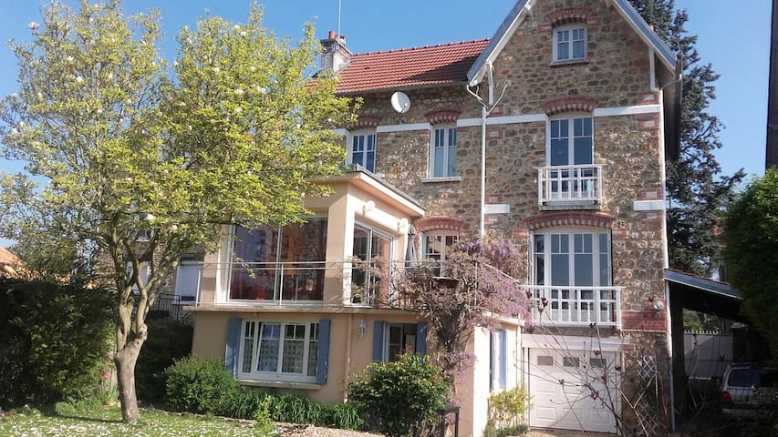 La Glycine de Saint Leu - Saint-Leu-la-Forêt - Apartament