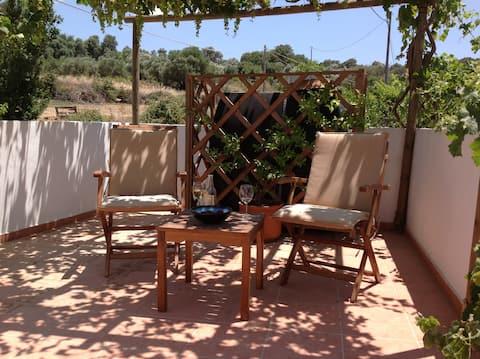 Villa Karydia in Mourne, near Spili, Crete
