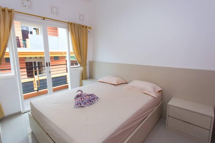 Batuque Town Villa 2 :  3 room+2 Bathroom