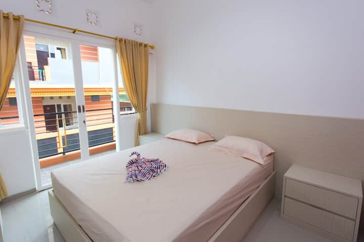 Batuque Town Villa 2 :  3 room+2 Bathroom