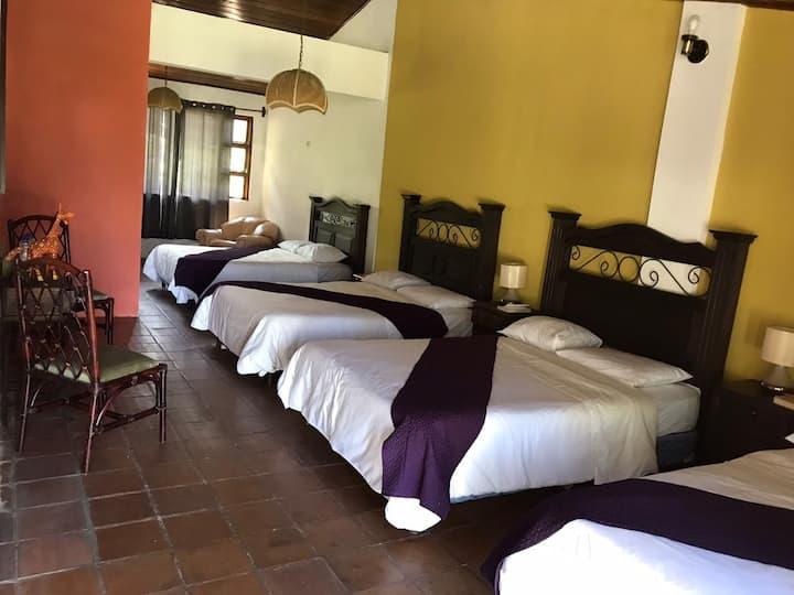 Los Olivos, Santiago Atitlán - Habitación # 6