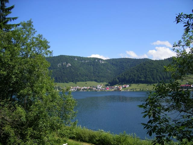 Dedinky Lakeview Cottage - Dedinky - Bungalo