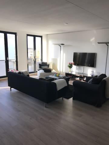 Top Level Stadspaleis in Breda Centrum - Breda - Appartement