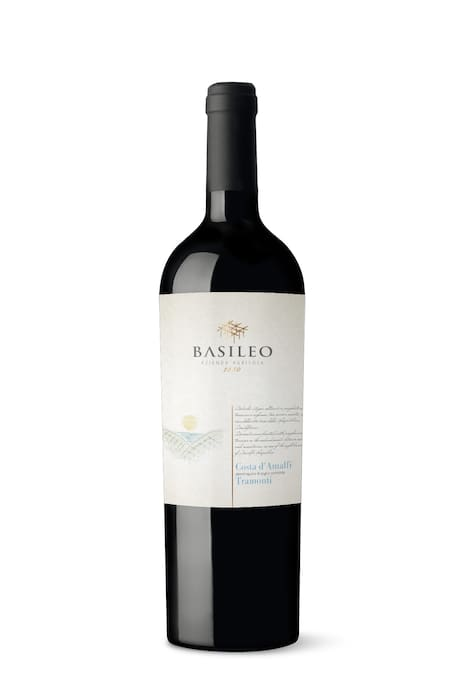 Basileo Vini - Tramonti rosso - Doc Costa d'Amalfi