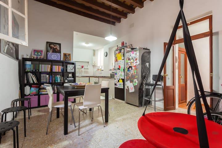 Habitación en el Corazón de Cádiz