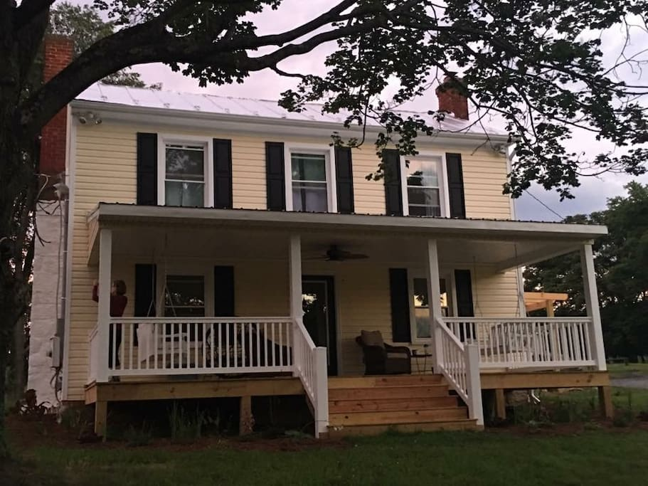 1900's farmhouse, fully remodeled.