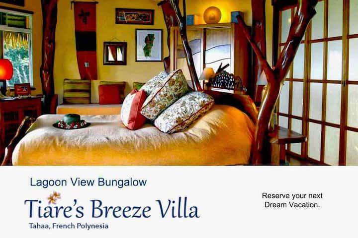 Tiare's Breeze Villa