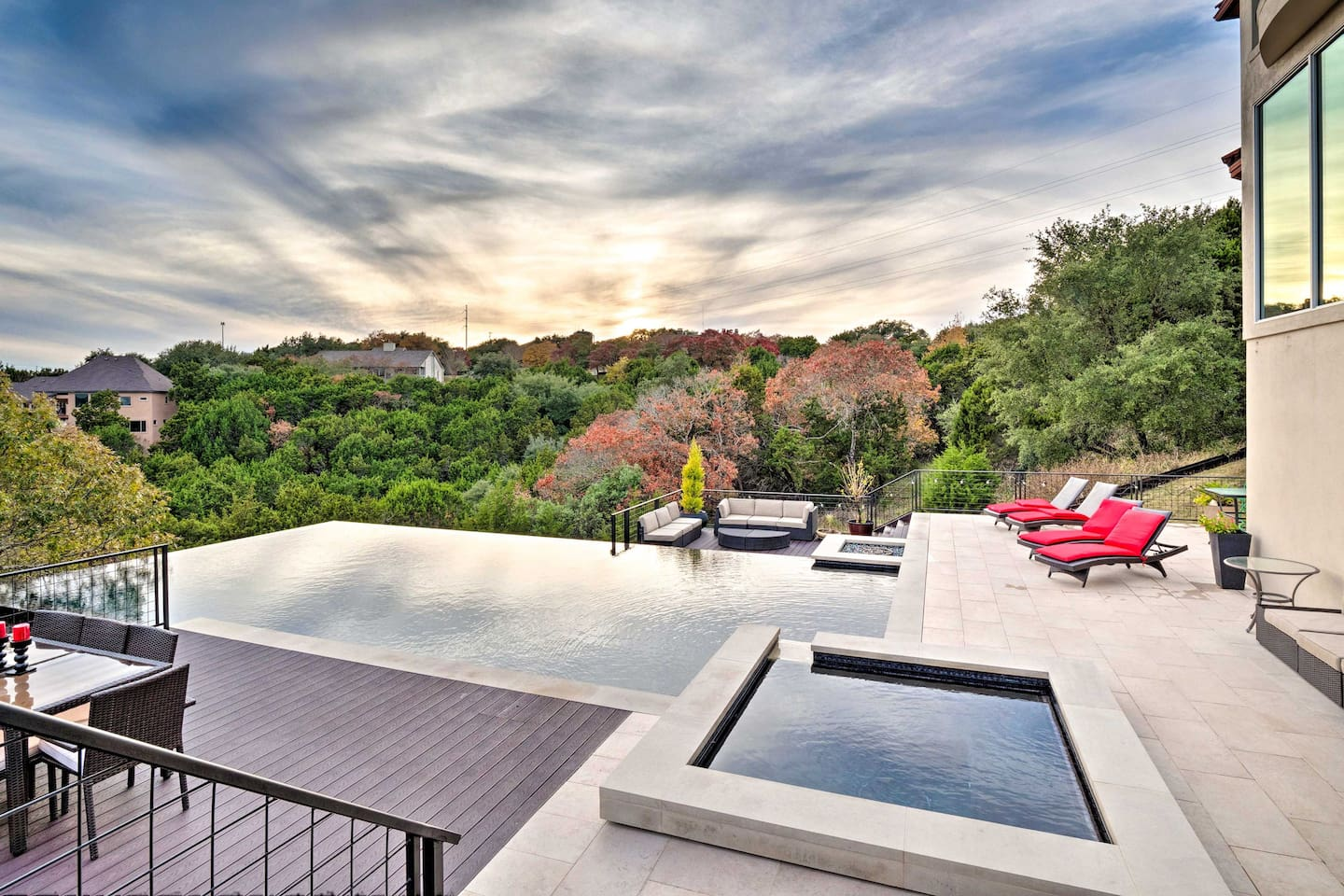 Book your Austin escape to this pristine vacation rental in Westlake!