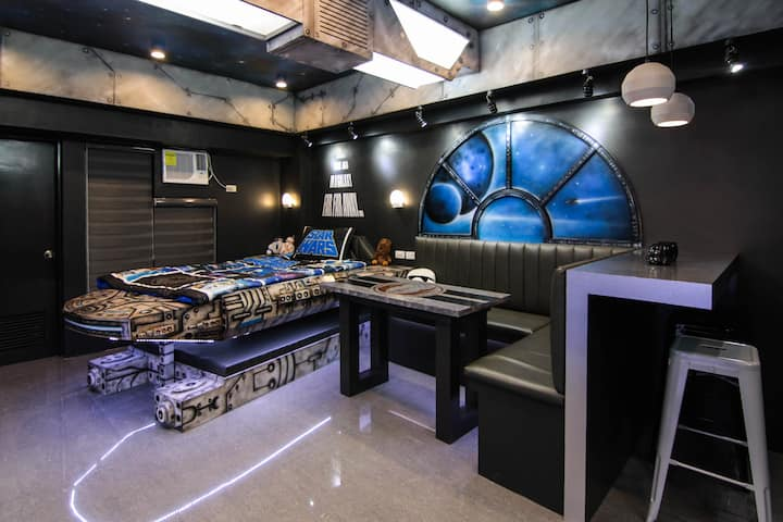 The First Star Wars inspired Suite in Tagaytay!