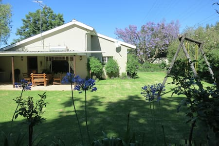 Boesmansdrift Farmhouse - self catering - sleeps 8 - Bonnievale - 独立屋