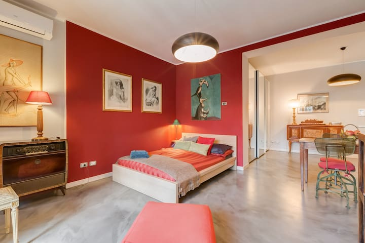 Small Loft Eur San Pietro and Paolo - Roma - Loft