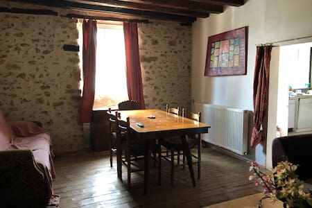 Maison de village rénovée 3 chambres