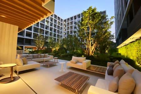 Dusit d2 City Huahin Luxury Private Cozy New Condo