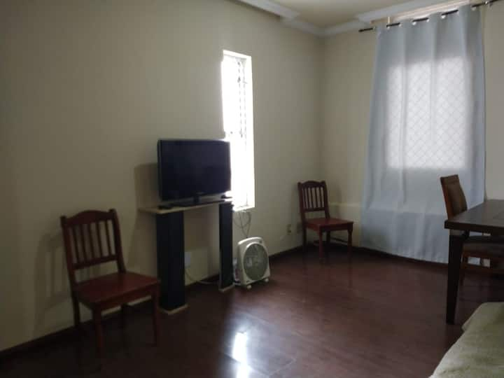 Apartamento familiar com ótima localização