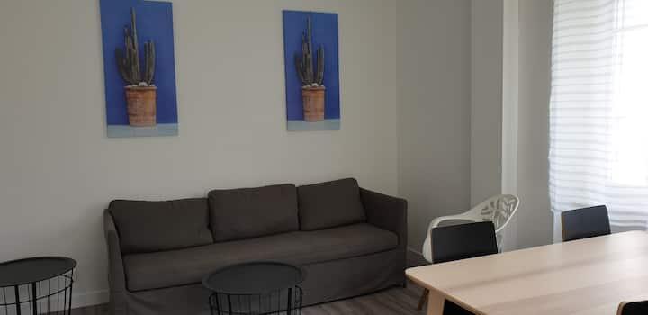 Chambre privative dans maison