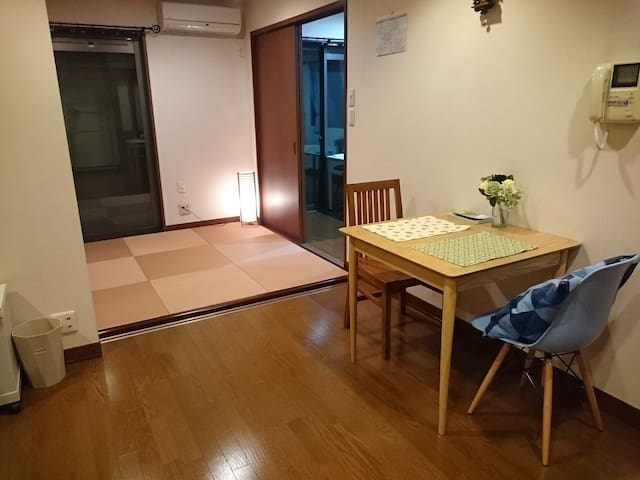 SOBUline 5min/Private house 50㎡ /AKIHABARA direct