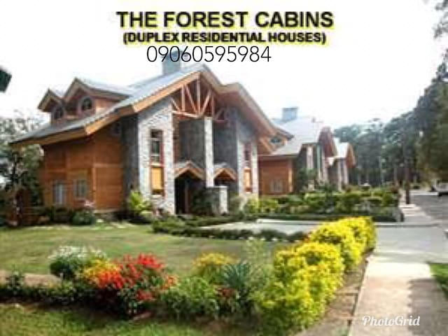 Forest Cabin (inside Camp John Hay) For Rent