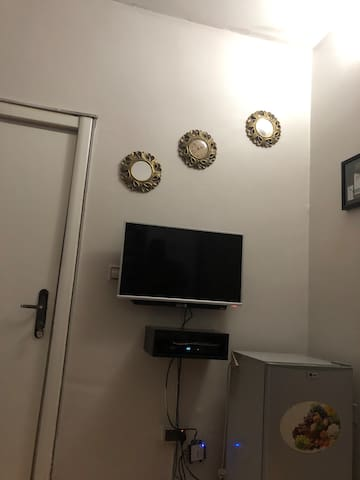 1 room serviced apartment