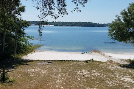 Keystone Heights Home Private Lake Access and View
