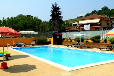 Apartment with pool access - San Matteo - アパート