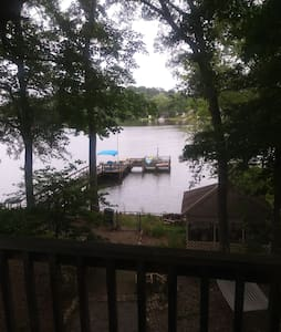Lake House on lake Murray