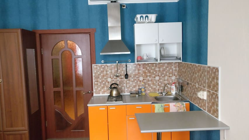 Квартира у зоопарка с отдельным входом.