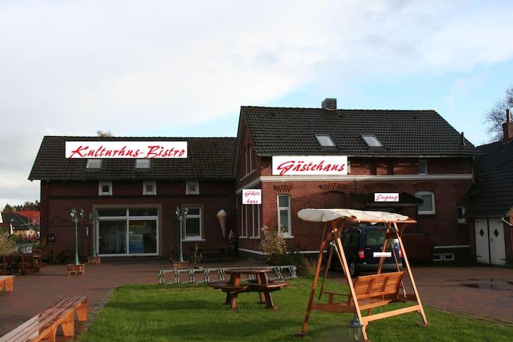 Günstige Übernachtungen in Nähe d. Nordsee ab 20 € - Jade - Rumah liburan