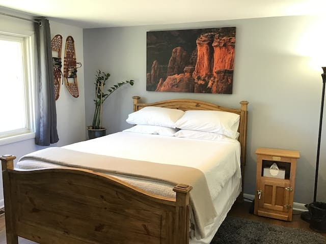 Most 420 friendly airbnb in Denver! self check-in