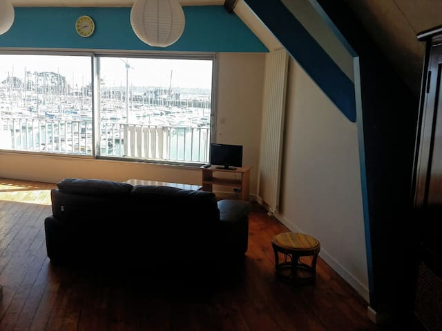 appartement sur le port - Perros-Guirec - Apartment