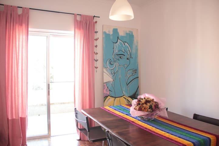 shining apartment