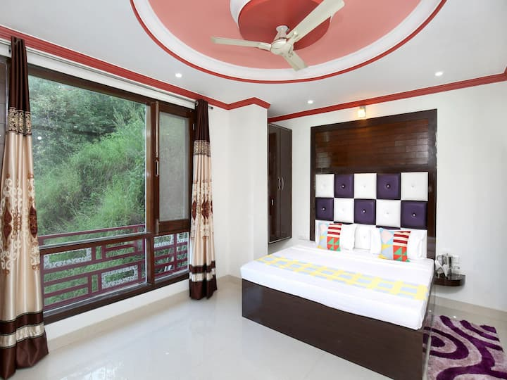 OYO Discounted! Valley-View 2BHK Homestay in Dharampur