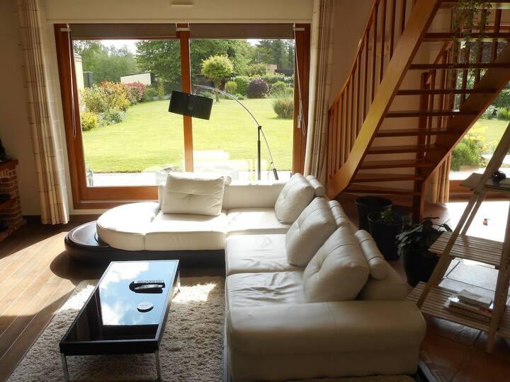 Very nice quiet Villa + Breakfast