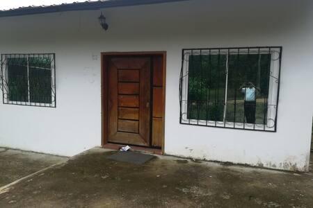 Casa de hospedaje  Rincóncito de Riky Rincón