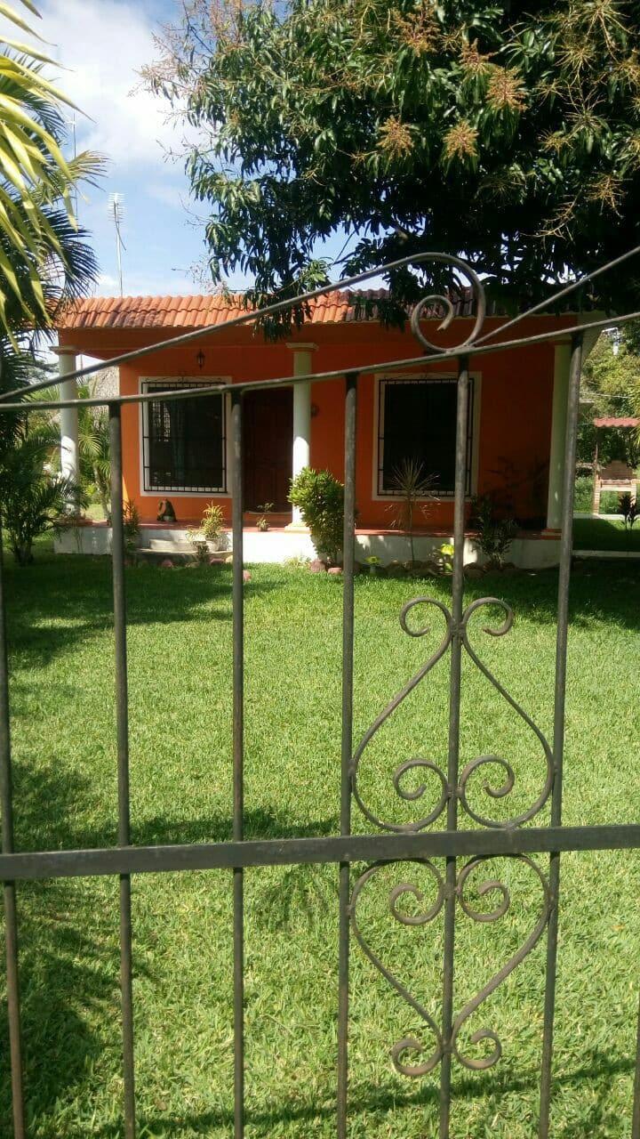 Casa campestre LA CANDELARIA