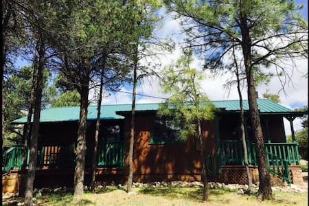 Pinehaven Cabin Retreat - Heber-Overgaard