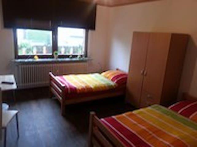 Zimmervermietung - Hahn