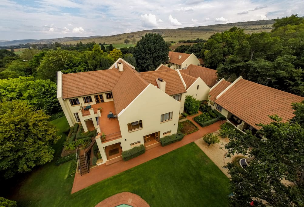 Luxury Hotels In Magaliesburg