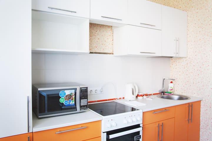 Квартира у Лахтинского разлива - Sankt-Peterburg - Flat