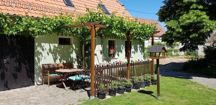 """Ferienhaus """"Deichhof Kathewitz"""" - Willkommen!"""