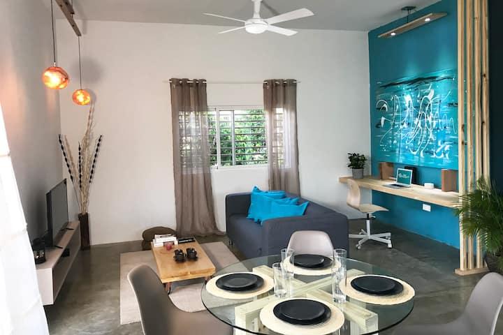 French Designer's apartment in Santo Domingo