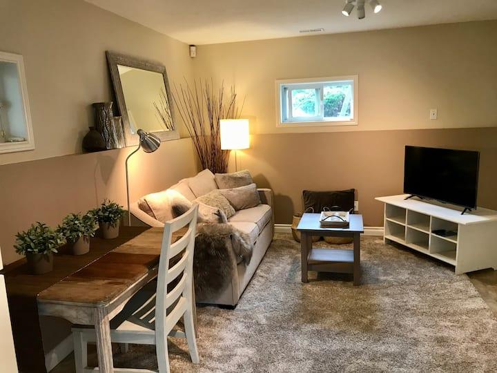 Private Suite in Beautiful Cariboo Location