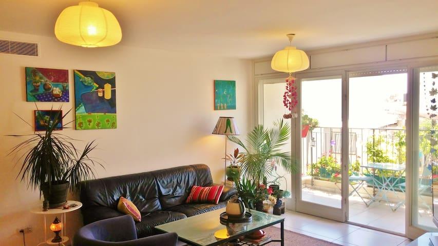 Stunning Neve Tzedek apartment