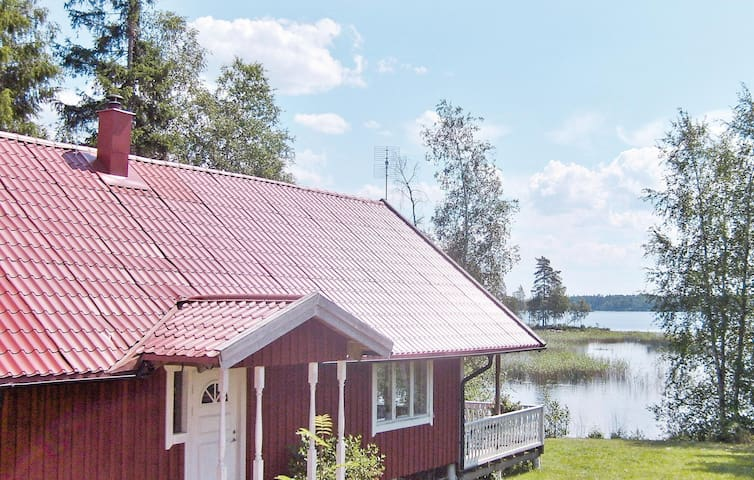 Holiday cottage with 2 bedrooms on 80m² in Reftele
