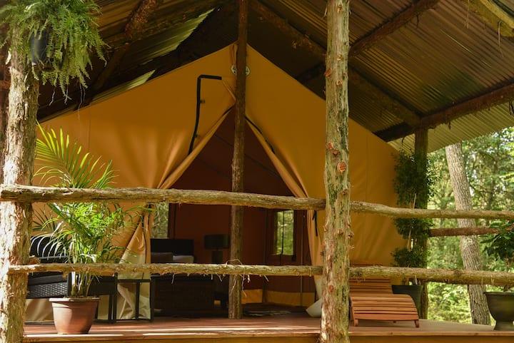 Safari Style Luxury Tents