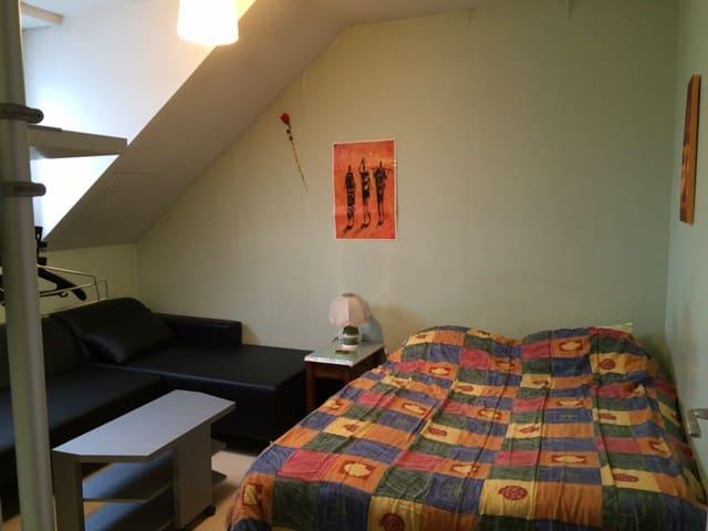 Chambre lit double Disneyland - Bussy-Saint-Georges - Casa