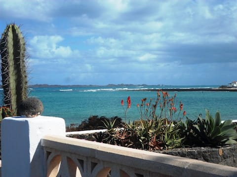 Apartmento Granplaya1 con acceso privado playa