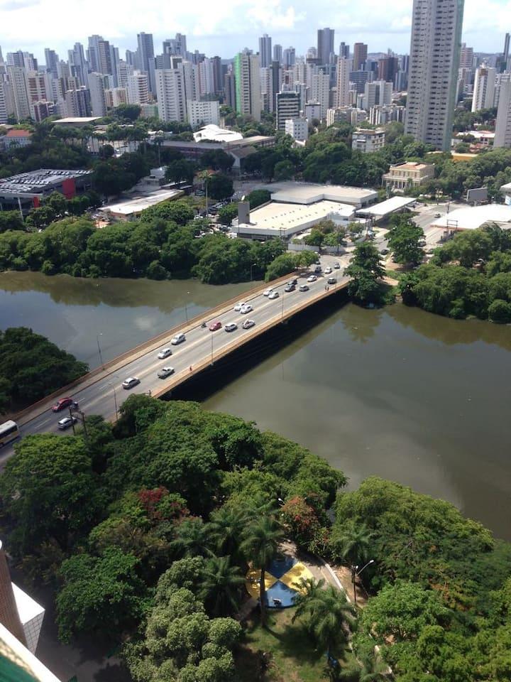 O melhor da Zona Norte.17º andar da Av. Beira Rio