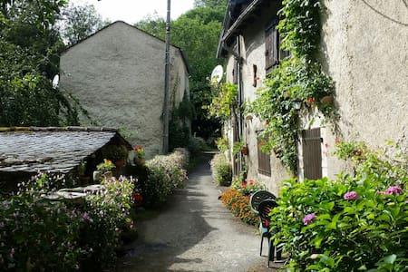 maison de charme - saint pierre de trivisy - Huis