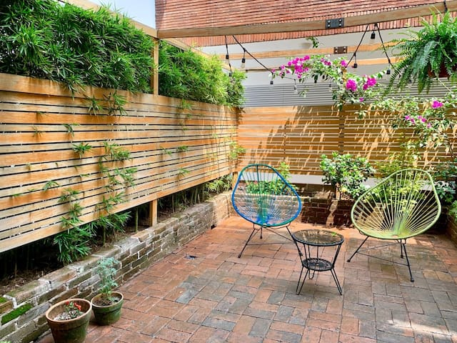 Cozy Casita Roma-Condesa with cute terrace 2BR
